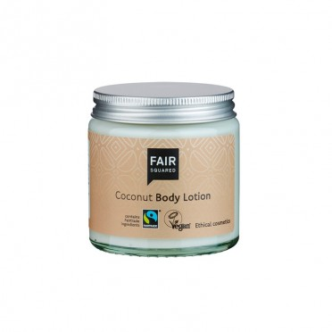 Coconut Body Moisturizing Cream-Lotion, front view