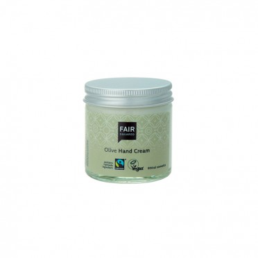 Olive Hand Cream, front view