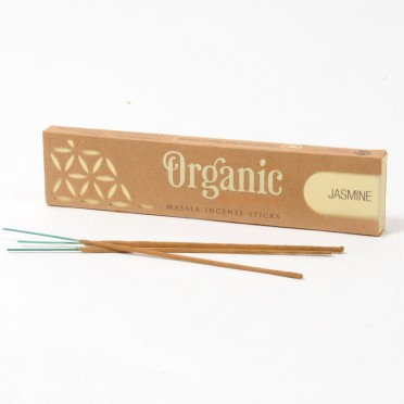 Jasmine Masala Incense, front view