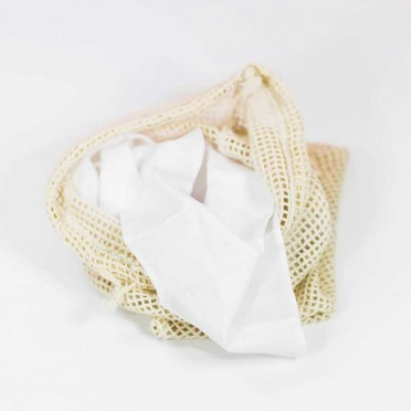 Washing machine bag for washable tissues, Lastobject, tissues view