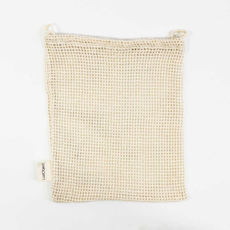 Washing machine bag for washable tissues, Lastobject, top view