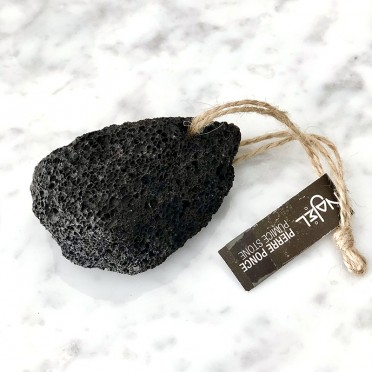 Volcanic Lava Stone, side view