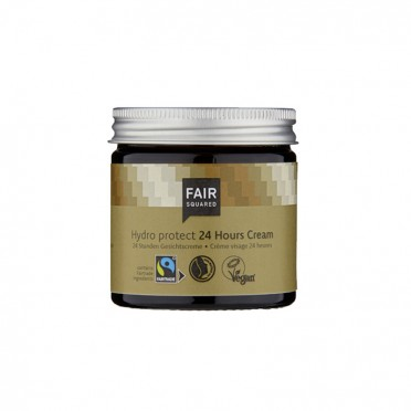 Argan Hydro Protective Cream 24 hours, front view.