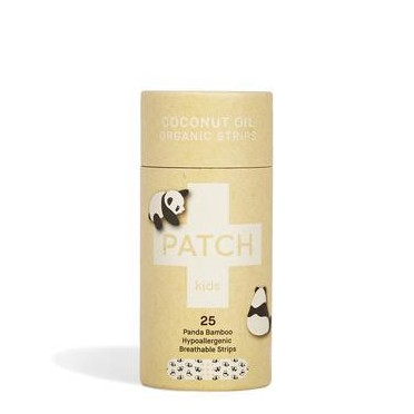 PATCH  PANDA COCONUT OIL...